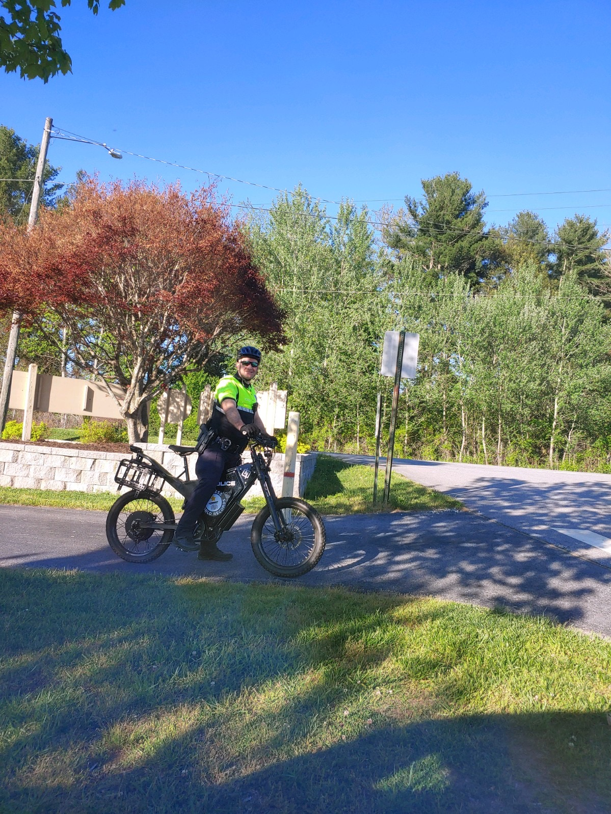 Delfast TopCop 50 MPH electric bike gets thumbs up from police testing