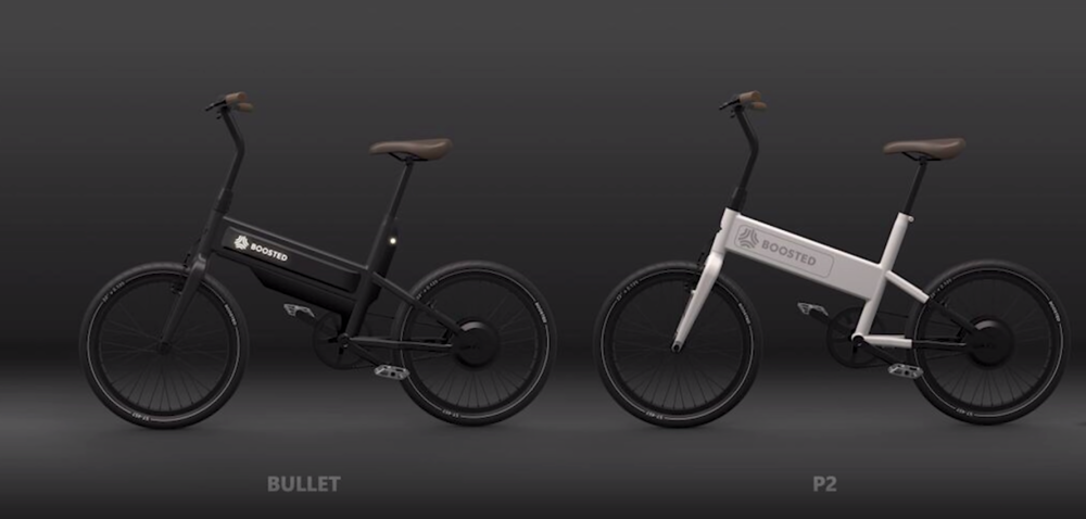 Boosted Bullet e-bike photos reveal the secret electric bike we'll never see
