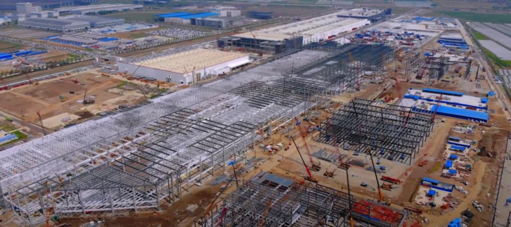 Tesla Gigafactory Shanghai is about to double in size as it commits to Model Y - Electrek