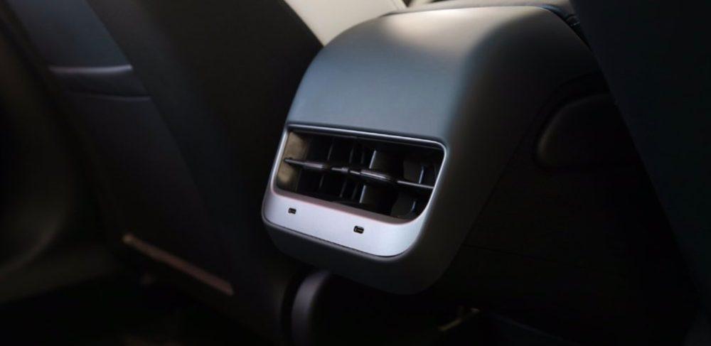 Tesla updates Model 3 interior to match Model Y features ...