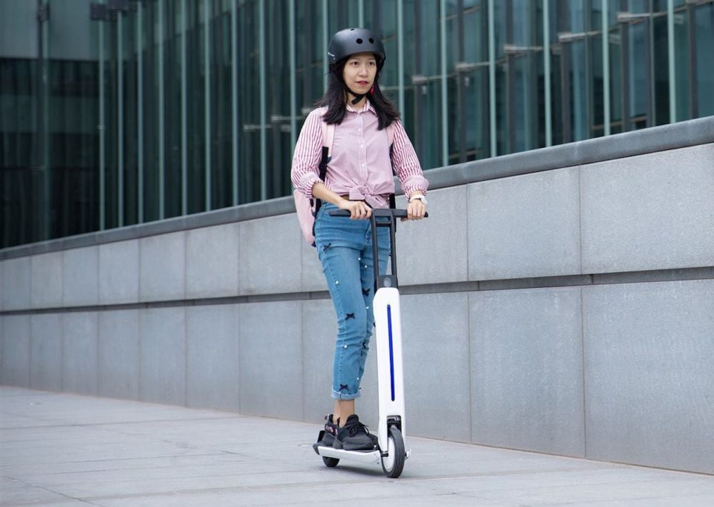 air t15 electric scooter
