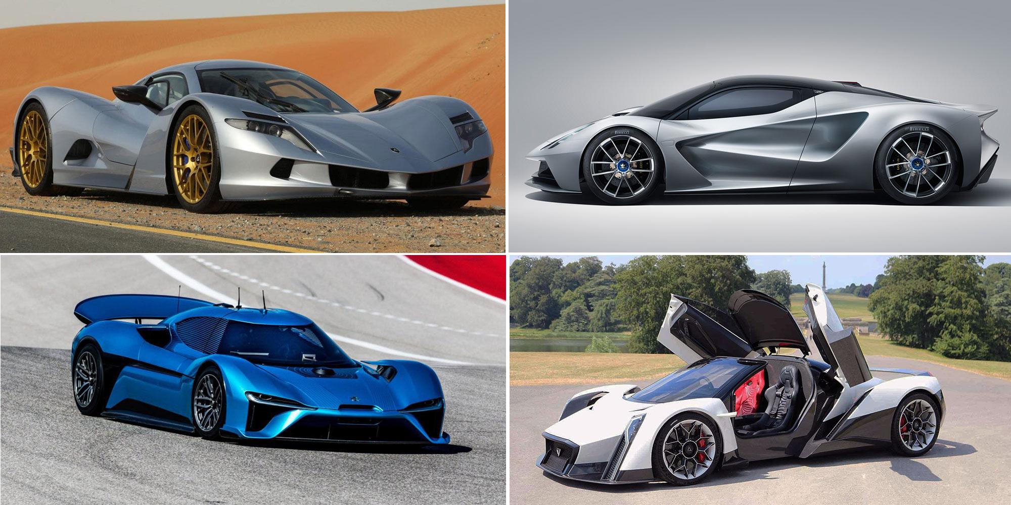 Not Ready Until 2025 Lol Here Are 10 Evs That Smoke Ferrari Now Electrek