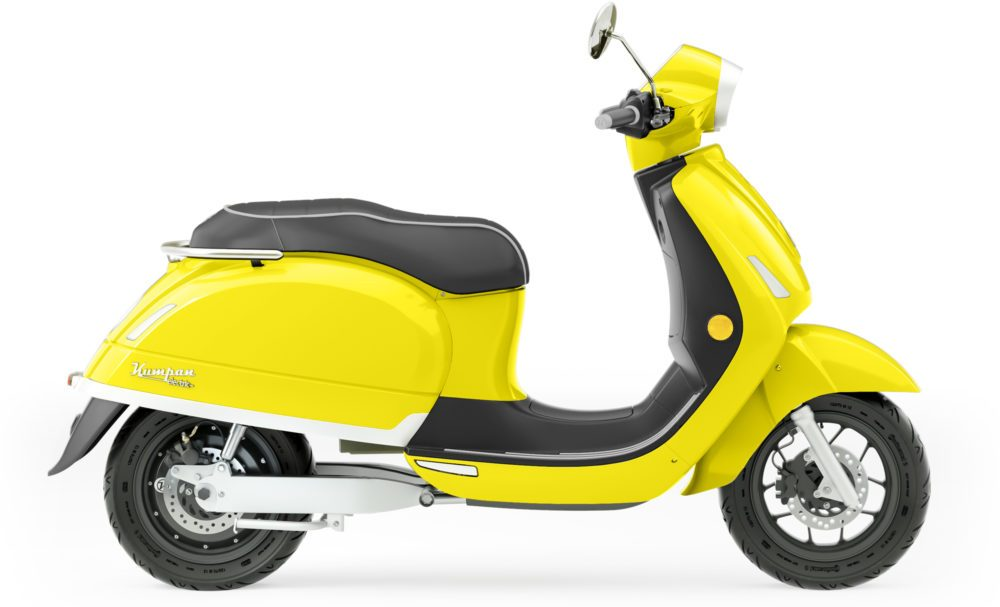 Kumpan 54 Inspire electric scooter