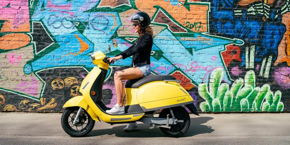 Kumpan 54 Inspire electric scooter unveiled, designed for city riders