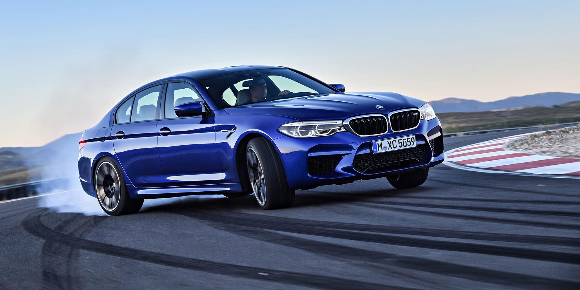 BMW M5 с двс