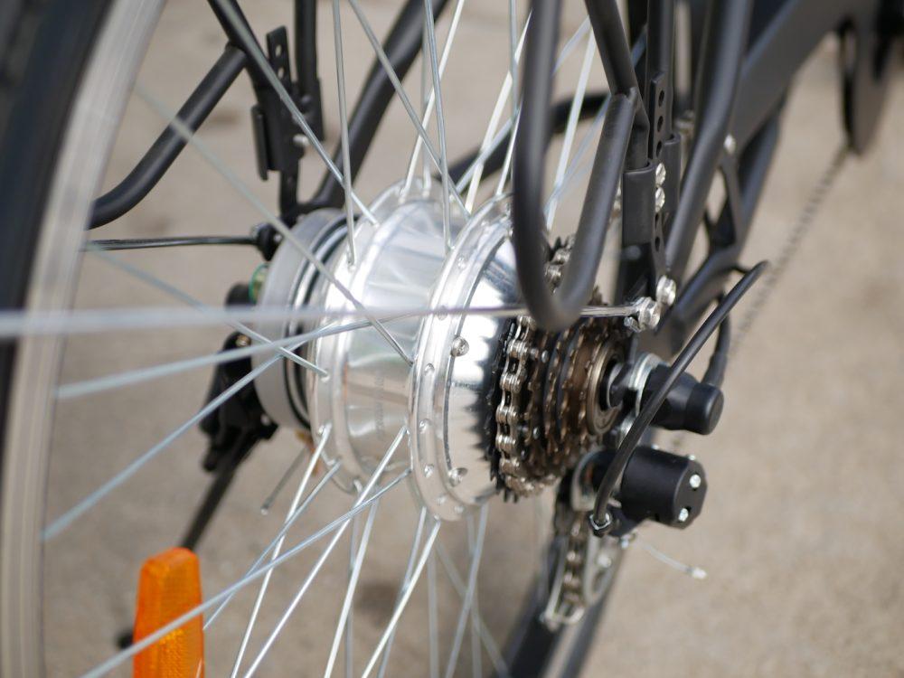 "nakto 26"" electric cargo bike e-bike"