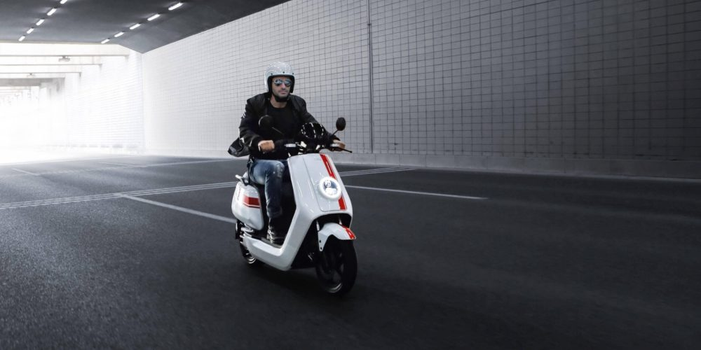 nqi gts sport electric scooter