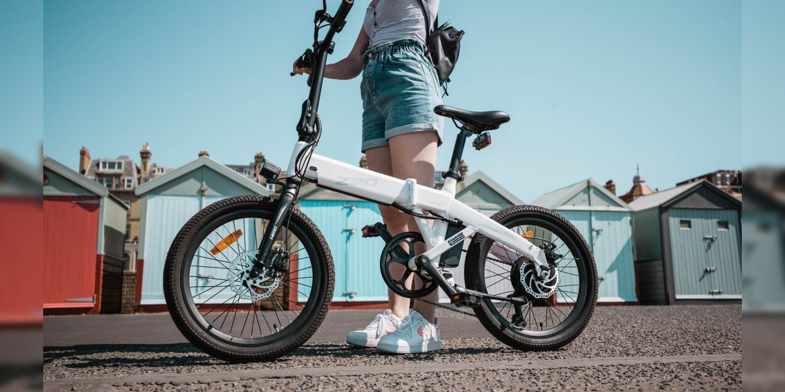 The $699 HiMo Z20 folding electric bike has just been launched