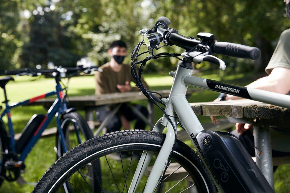 RadMission e-bike Rad Power Bikes