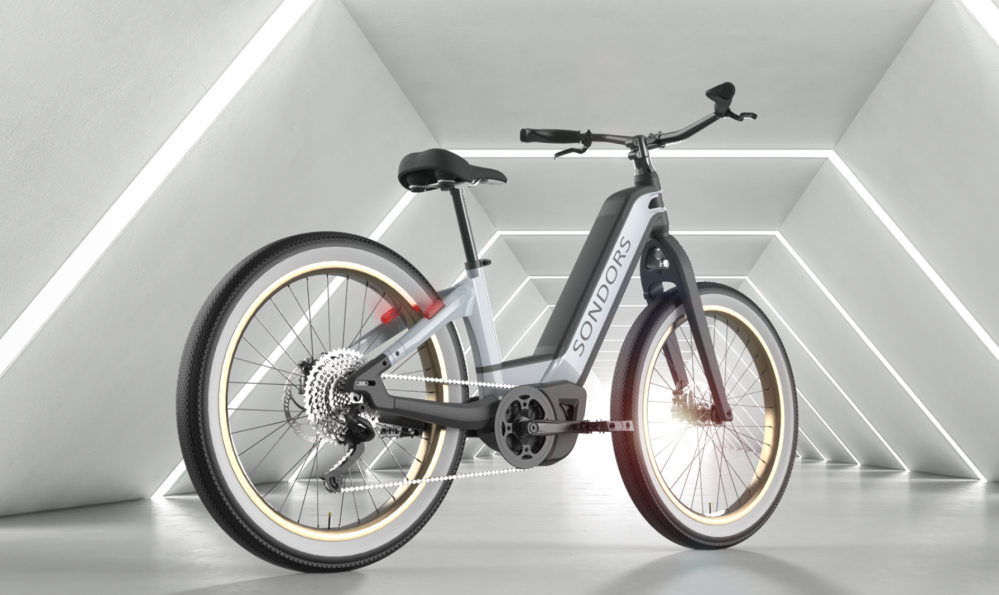 sondors lx electric bike elite