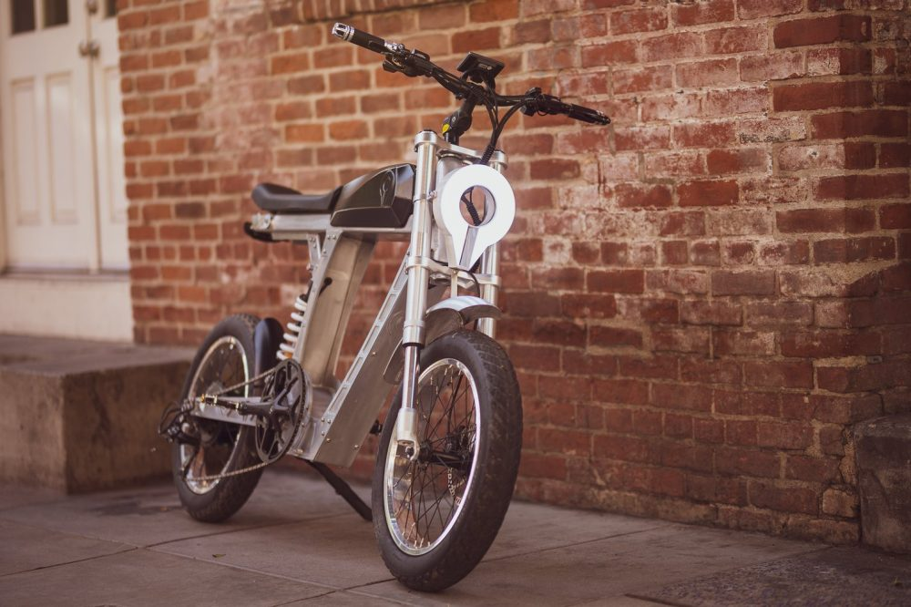 rumble motors electric motorcycle