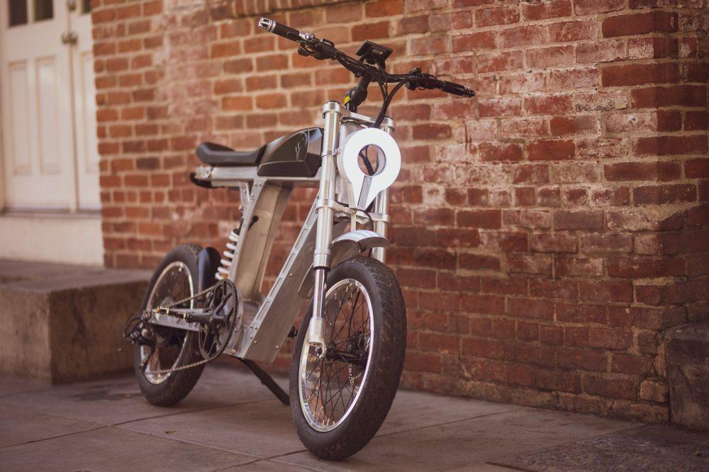 rumble motors electric motorcycle