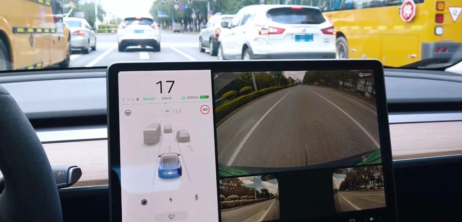 Tesla releases new software update with bunch of new ...