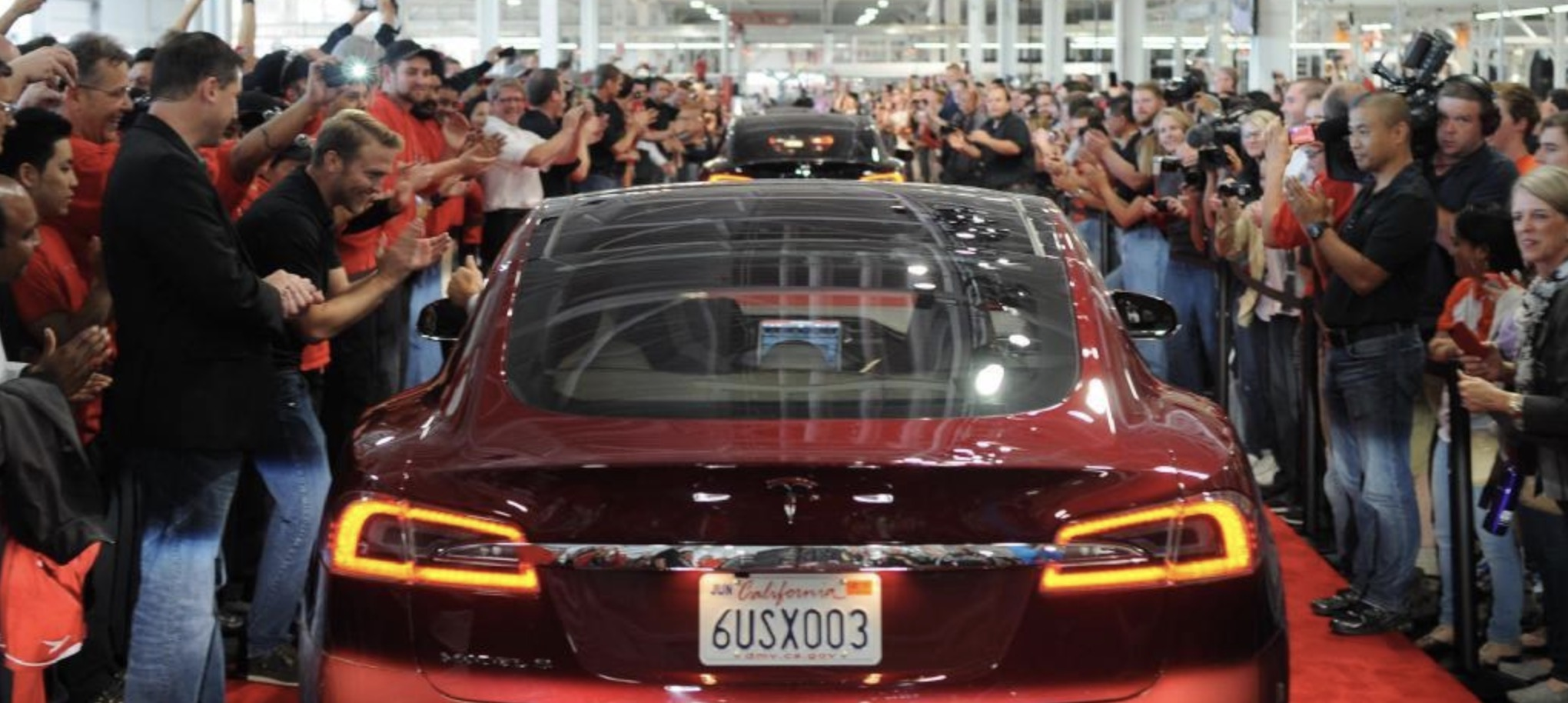 Tesla Model S turns 8 years old - changing the entire industry over that time - Electrek
