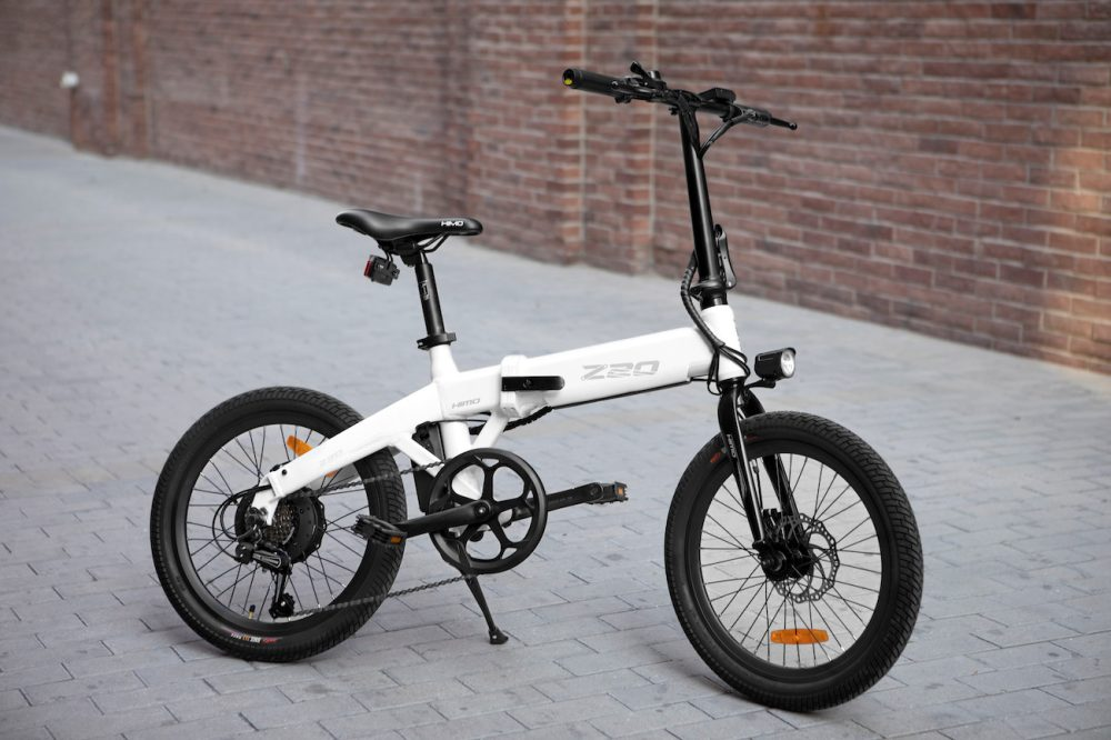 HiMo Z20 electric bike