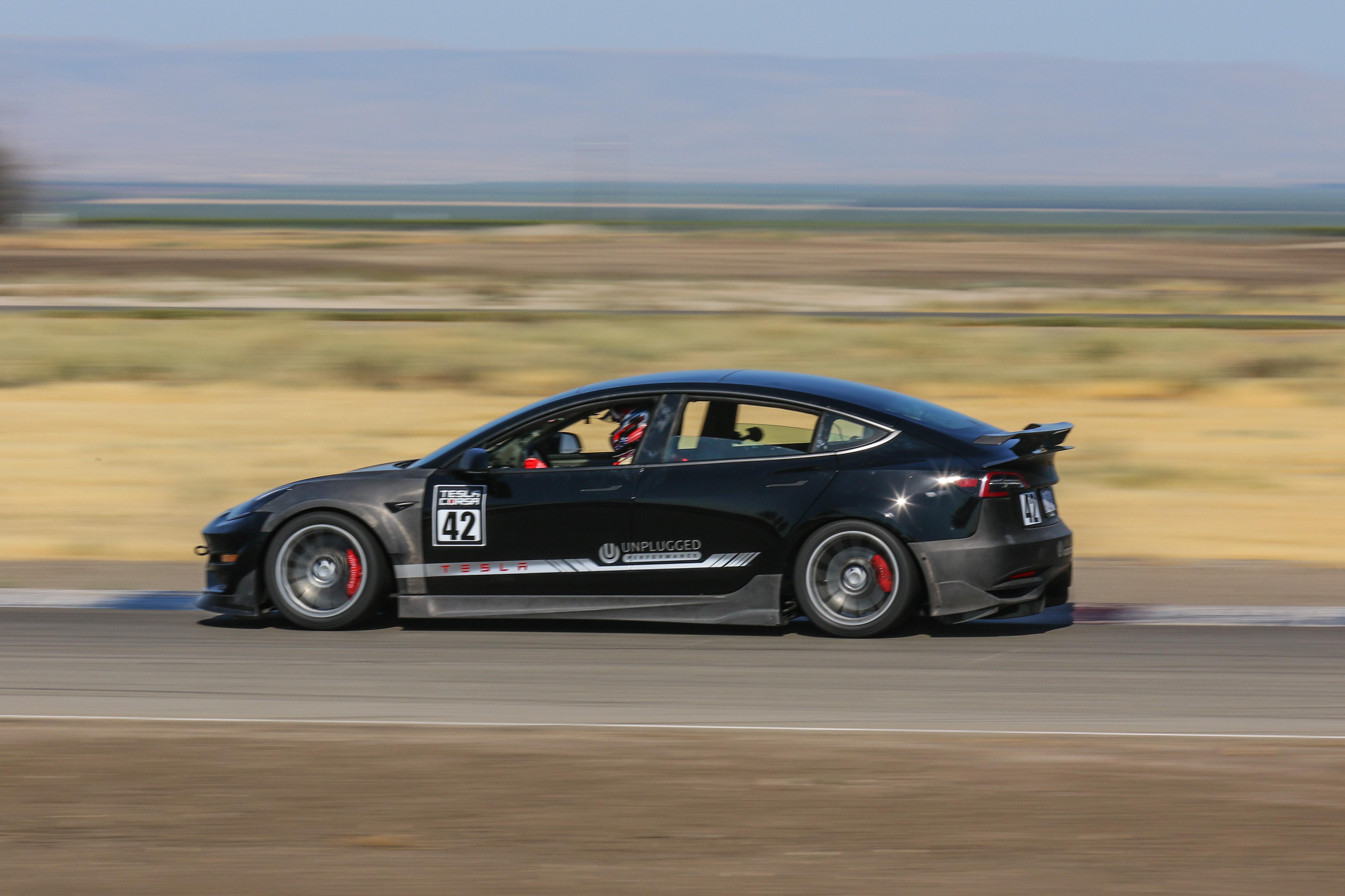 Tesla Model 3 race car breaks track record, sets eyes on ...