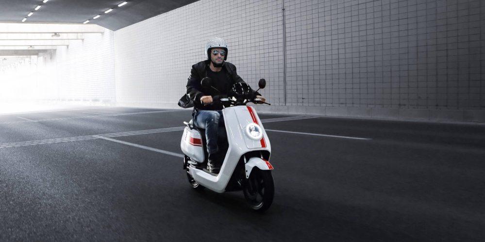 niu ngt electric scooter