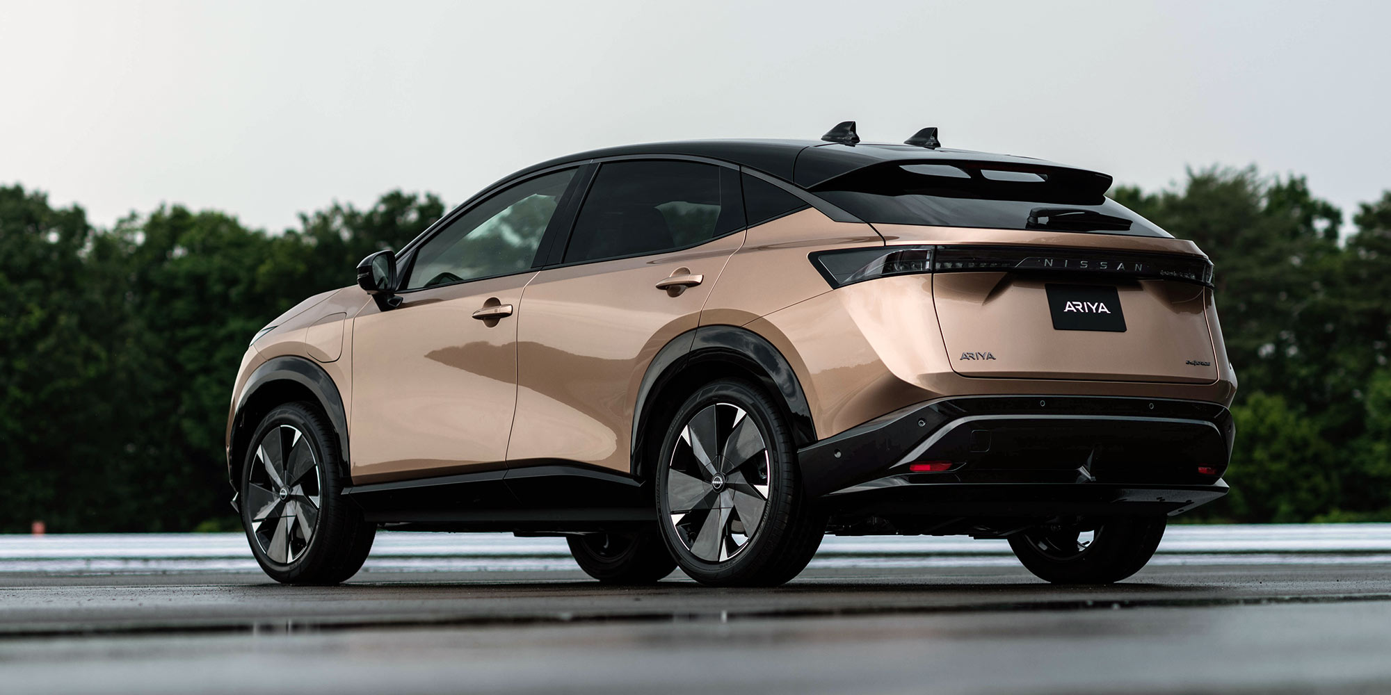 Nissan Unveils 300 Mile Ariya Electric Suv With Liquid Cooled Battery 130kw Ccs Charging Starts At 40k Electrek