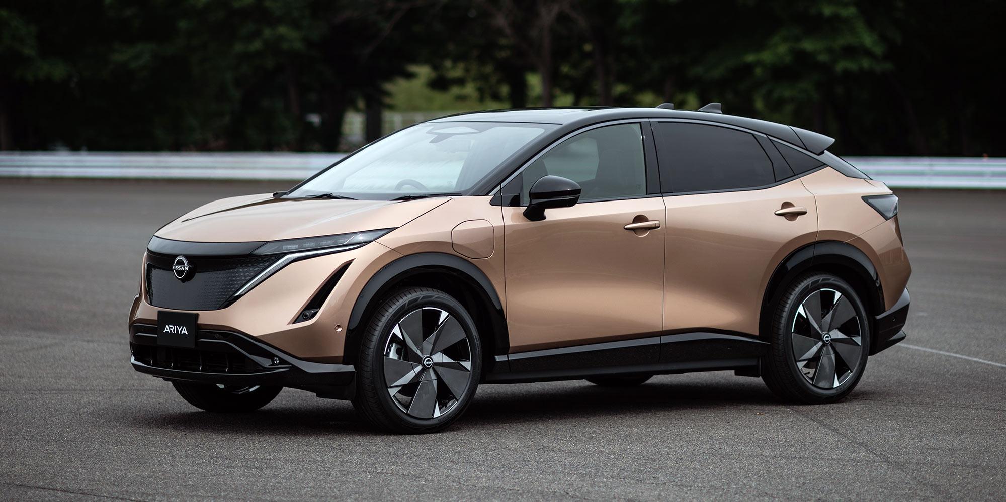 Nissan Ariya Electrek