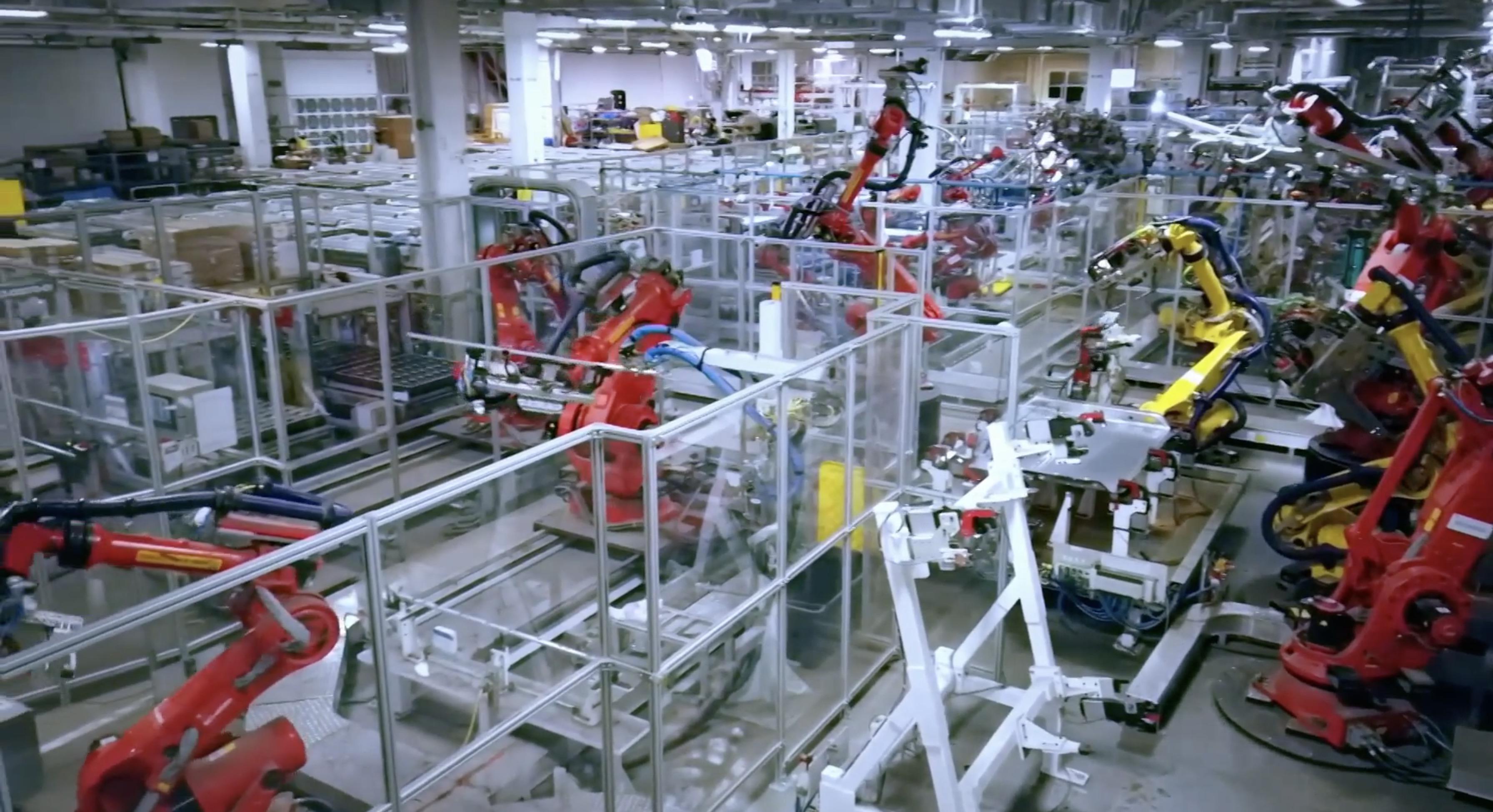 A Look Inside Tesla Gigafactory Nevada Updated Electrek