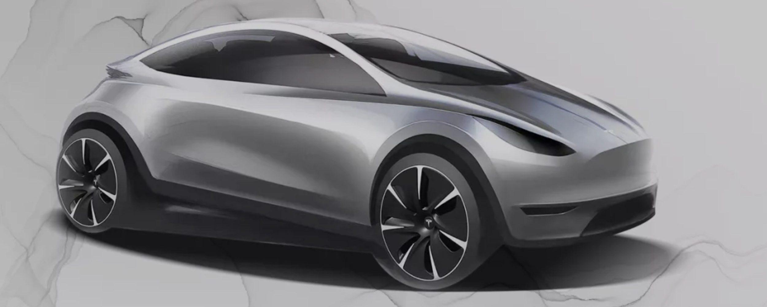 Tesla electric hatchback: Elon Musk says new car might be designed in  Germany - Electrek