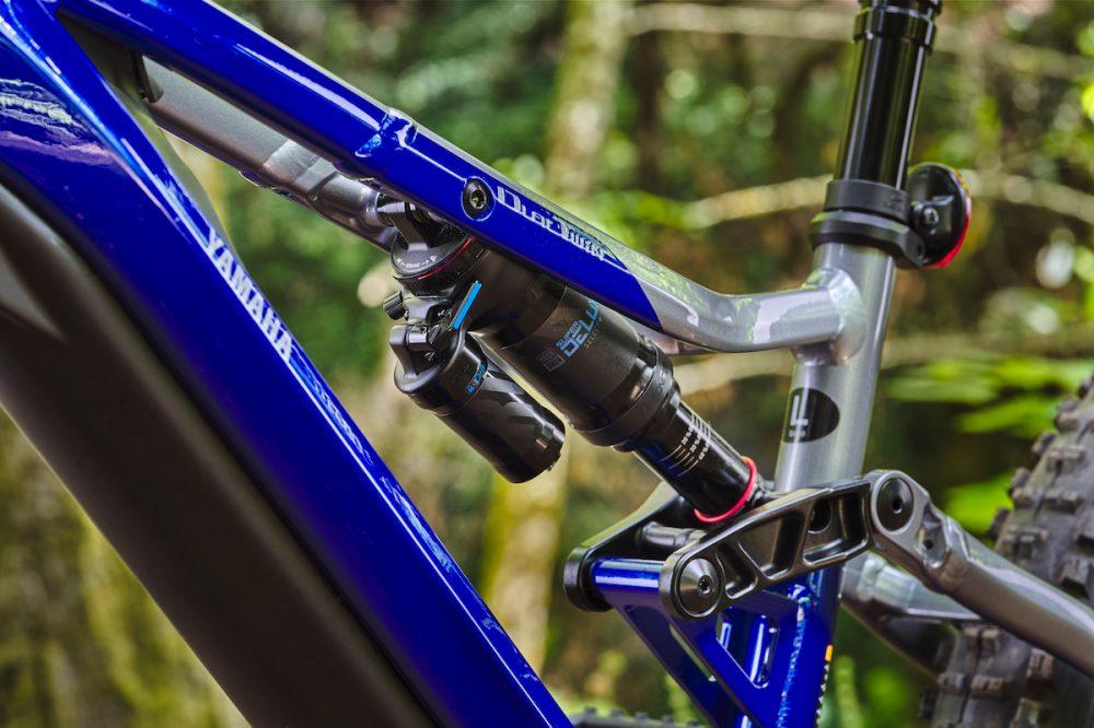 yamaha ydx moro electric bike