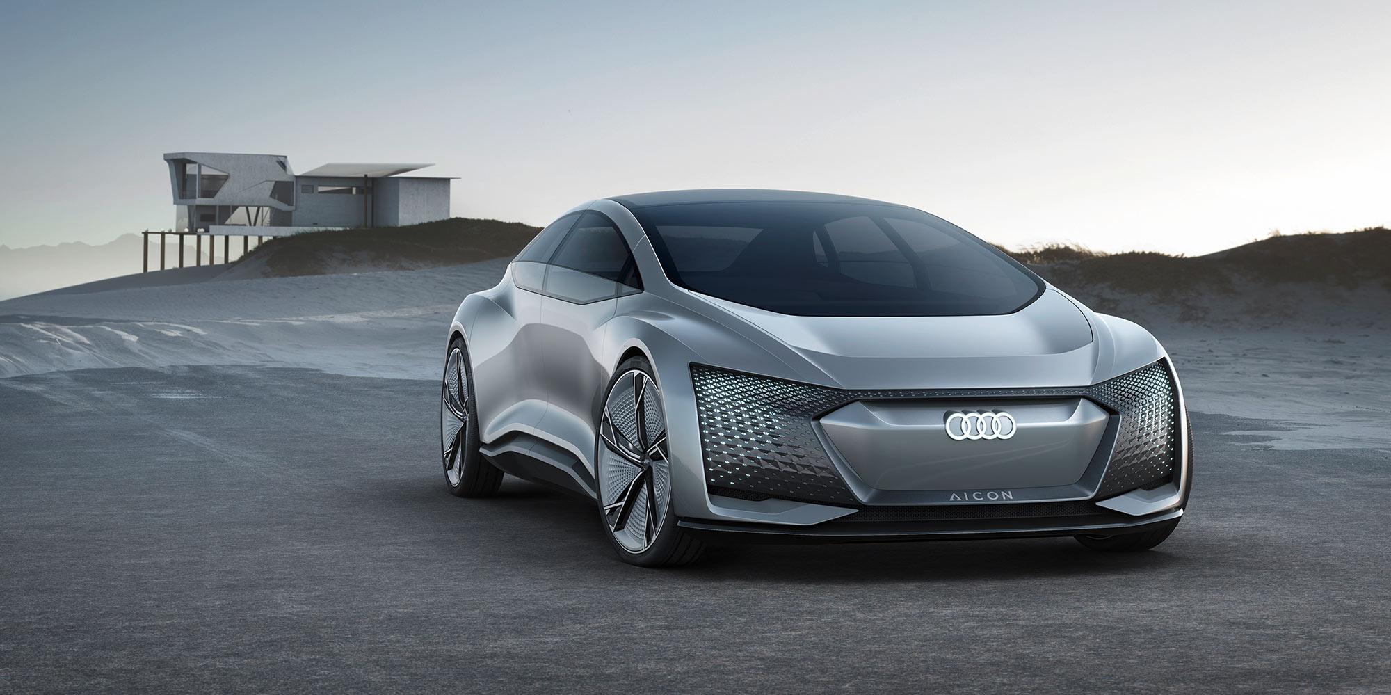 Audi To Showcase Next Gen Ev Technology With Possible A9 E Tron Due In 2024 Electrek