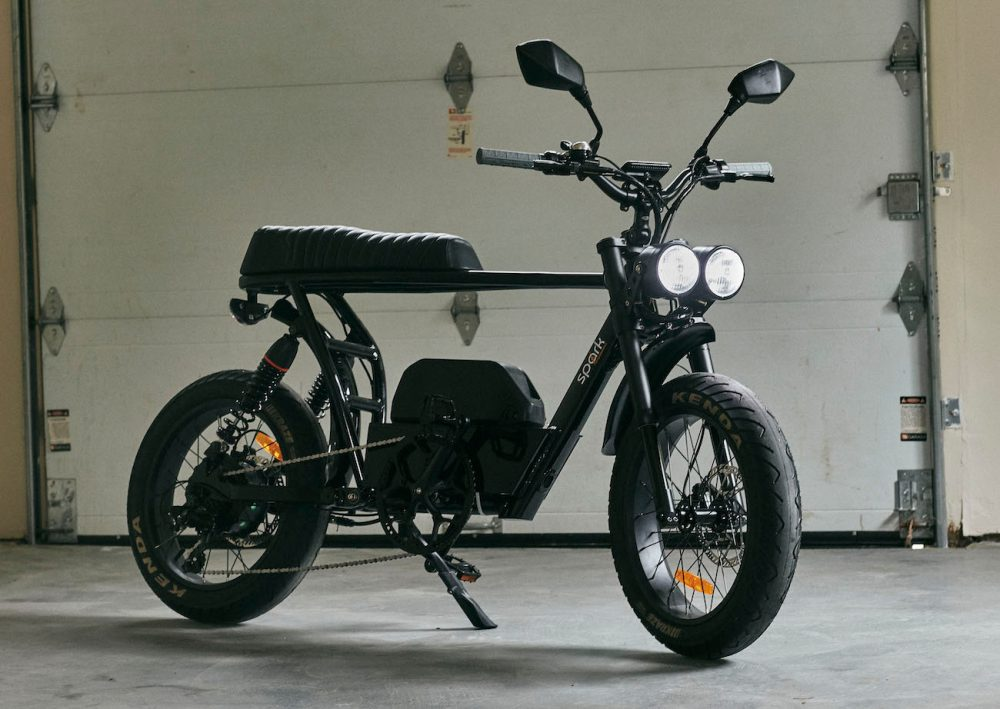 bandit electric moped