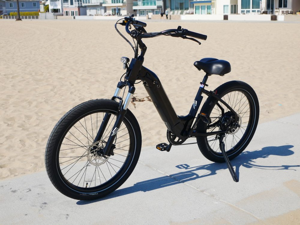 electric bike company model R