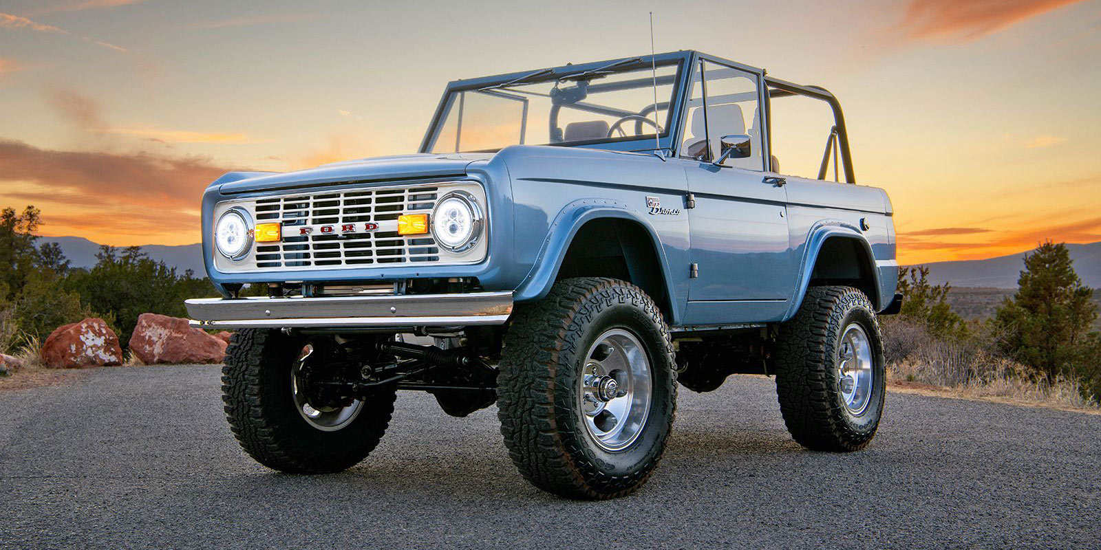 Ford will offer EVs of its iconic models, so what about an electric Bronco?  - Electrek
