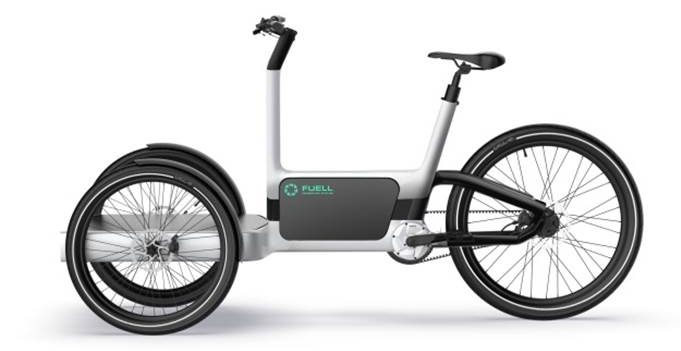 fuell electric tricycle