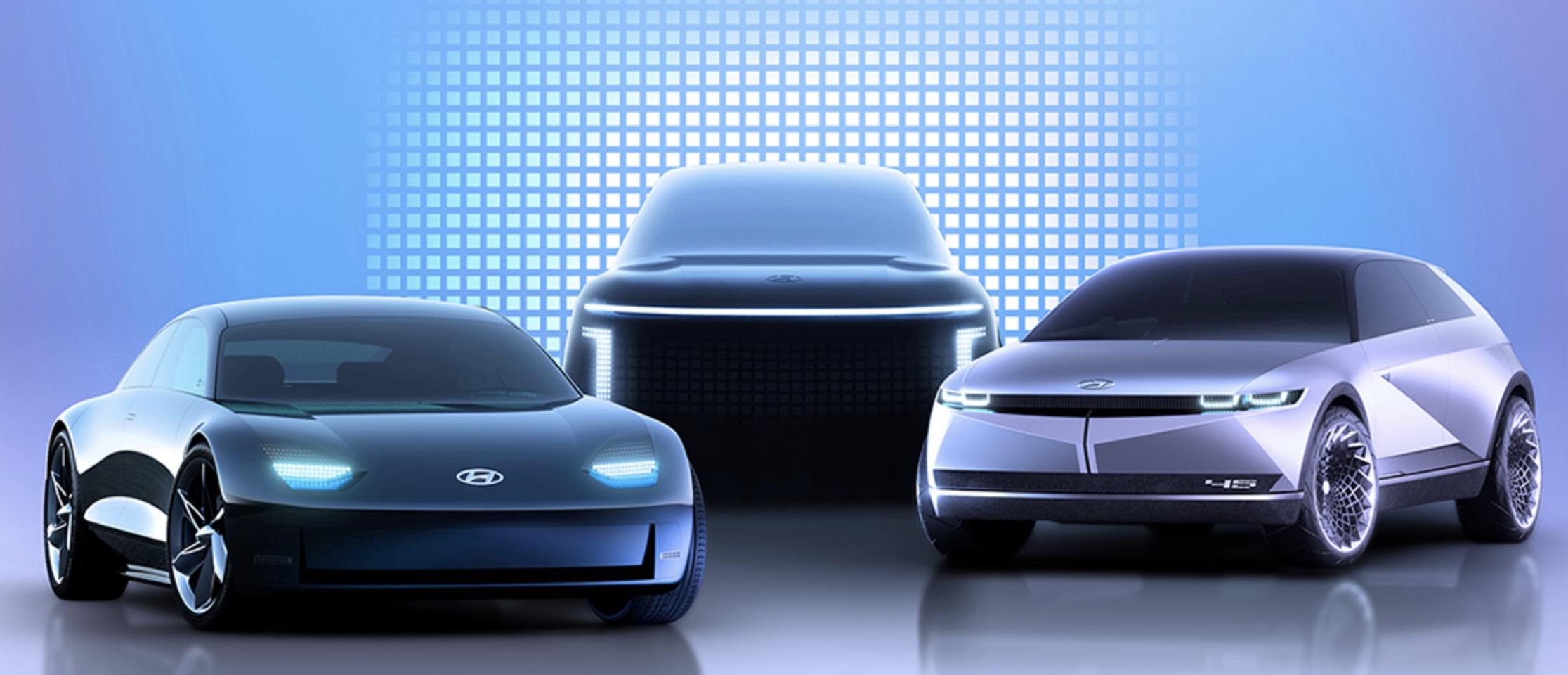 Hyundai Launches Ioniq As New Ev Brand Confirms 3 New Electric Cars Electrek