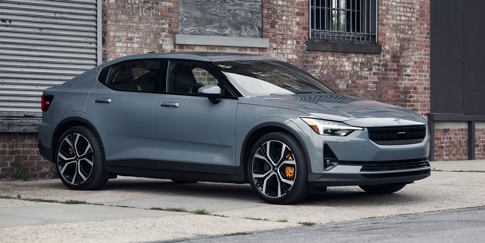 First Drive Of Polestar 2 The Electric Sedan For Buyers Wanting European Style Electrek