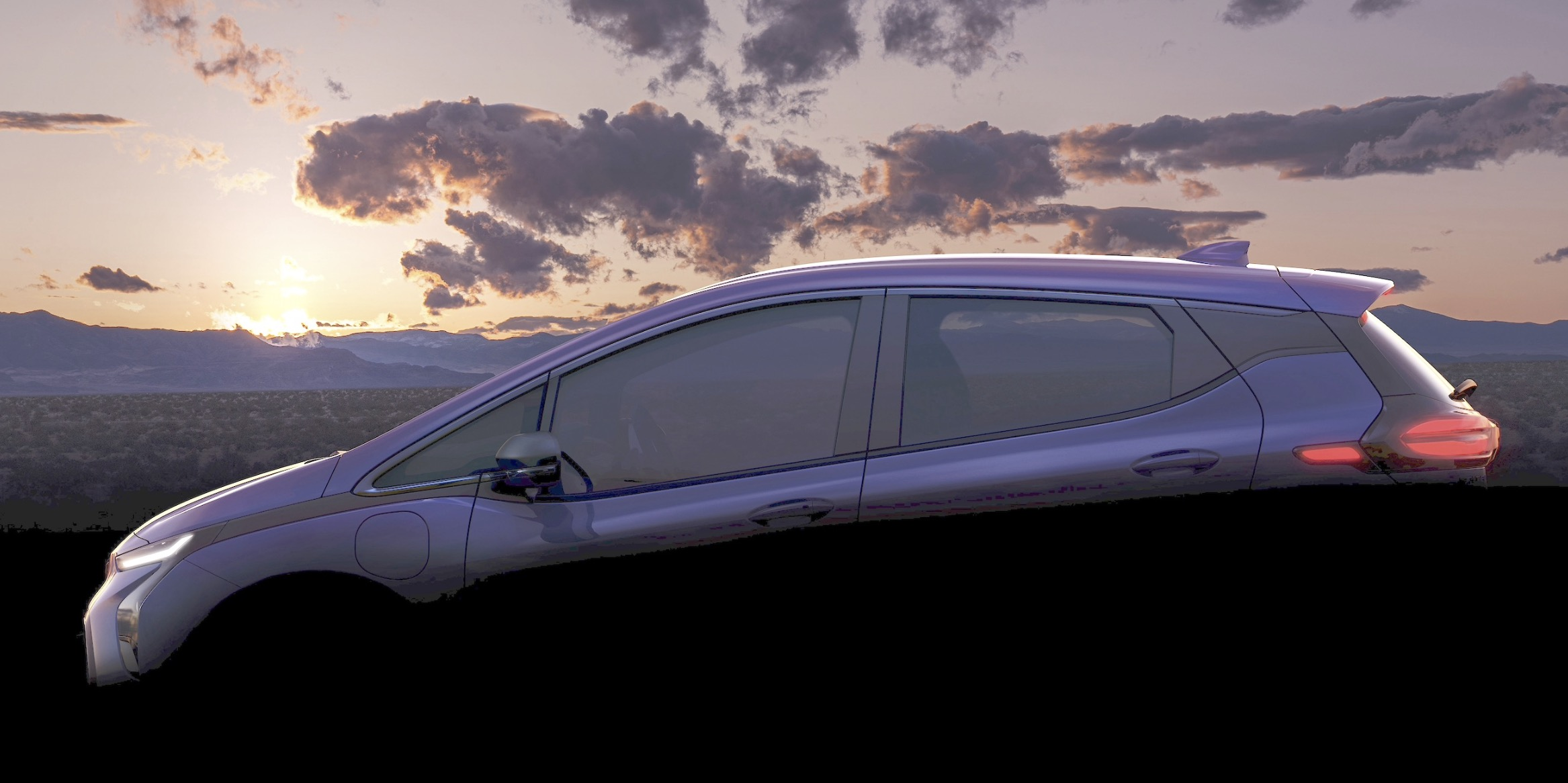 Chevy Releases First Teaser Pictures Of Refreshed Bolt Ev And New Bolt Euv Electrek