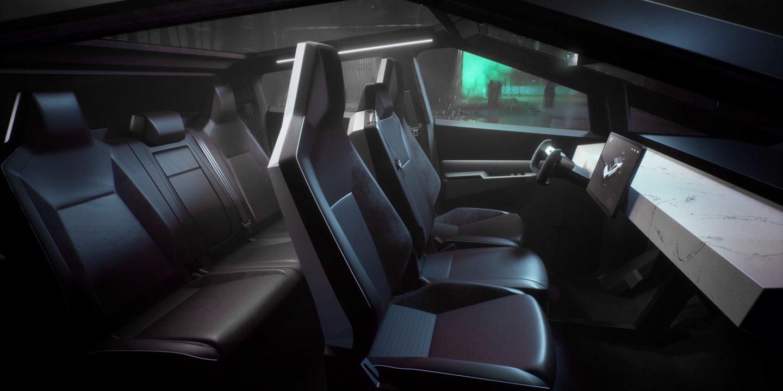 Tesla Applies To Add Short Range Interactive Motion Sensing Device Inside Cars Electrek