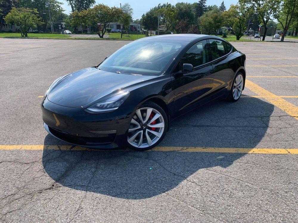 Tesla is bringing chrome delete to Model 3 - Electrek