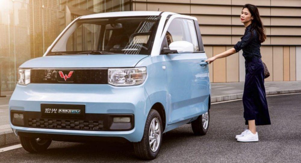 宏光Mini EV