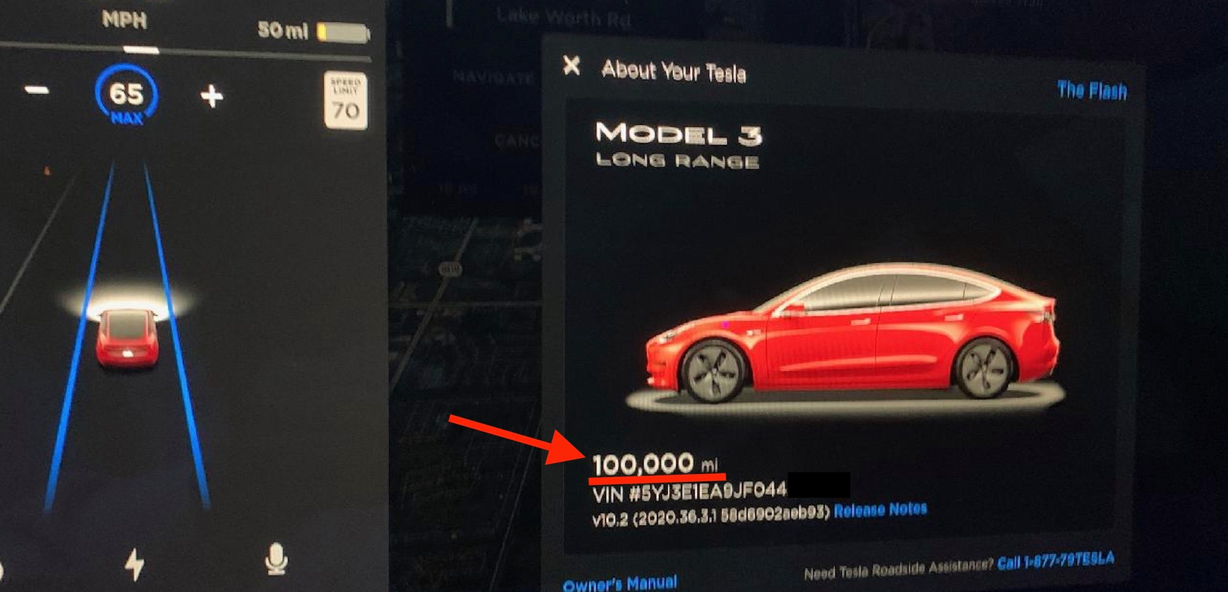 Tesla Model 3 With 100 000 Miles Shows Extreme Low Cost And Minimal Battery Degradation Electrek