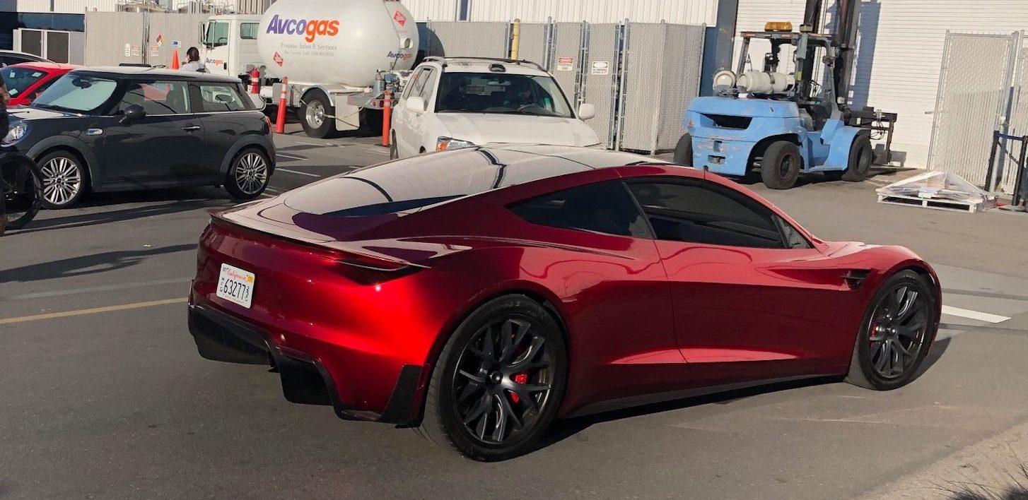 Elon Musk Confirms New Tesla Roadster Has Been Delayed Again To 2022 Electrek