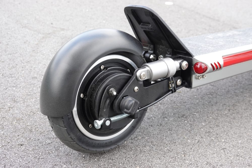evolv tour 2 electric scooter