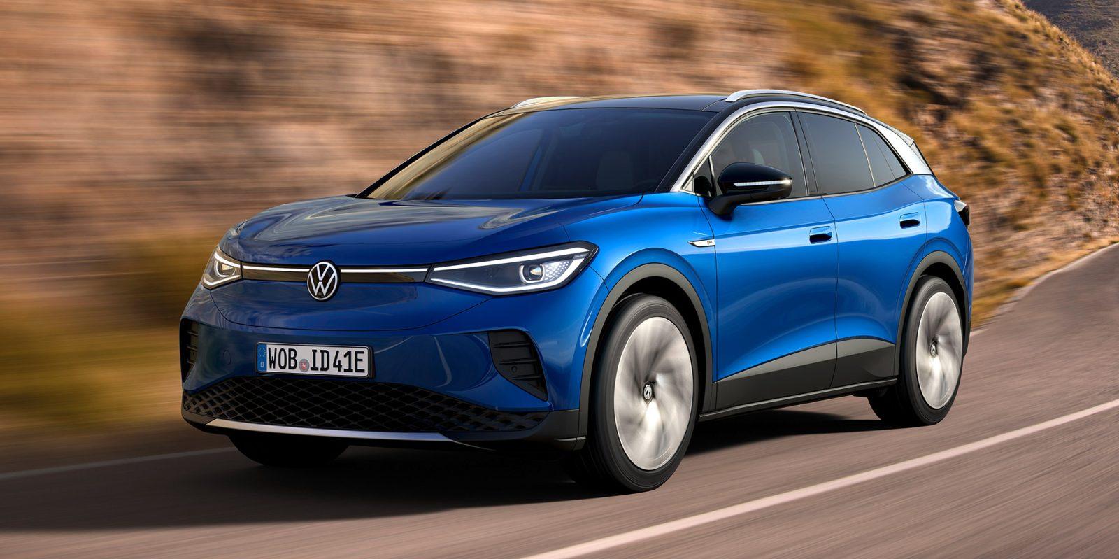 First look: Volkswagen ID.4 EV sets mainstream $40K price ...