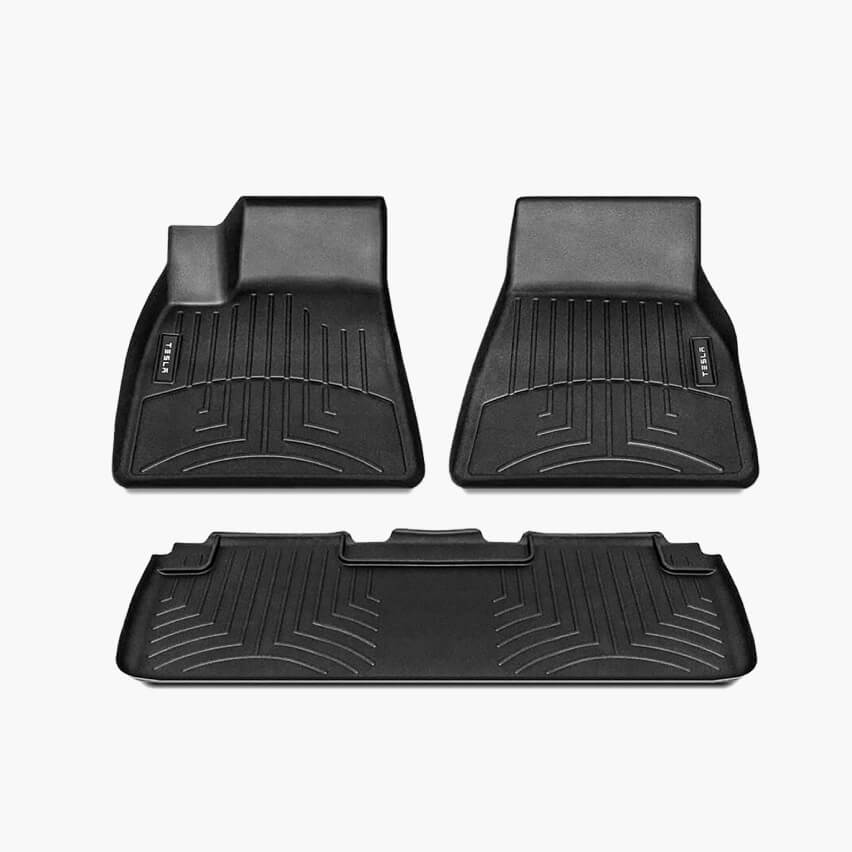 Tesla Floor Mats for Model S