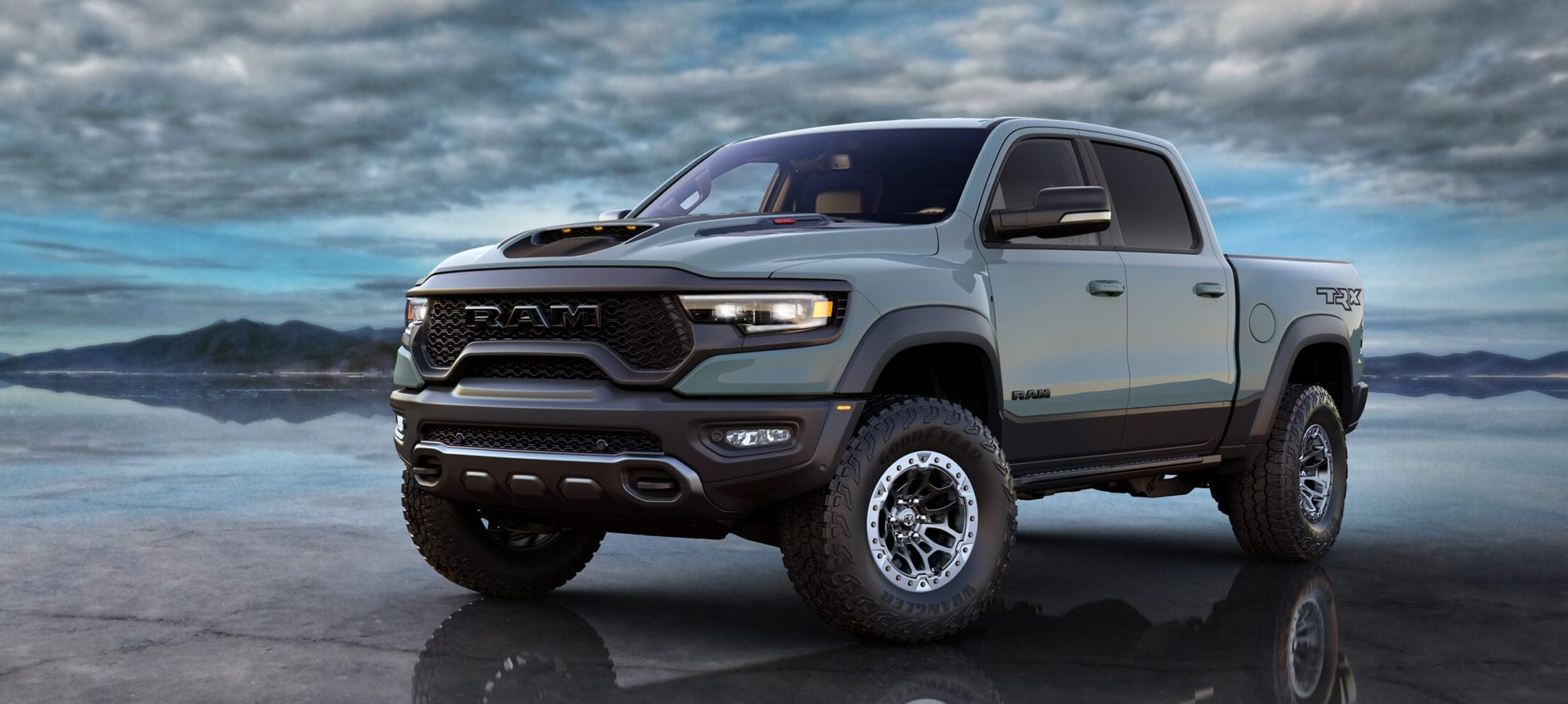 Fiat Chrysler announces Ram electric pickup truck coming - Electrek