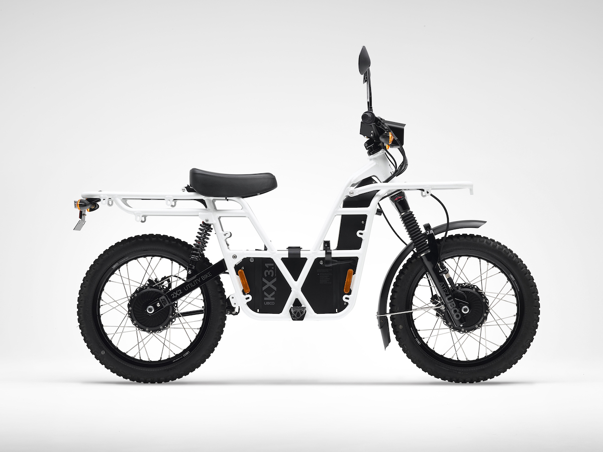 UBCO unveils 2021 line of AWD electric motorbikes with 33% more range