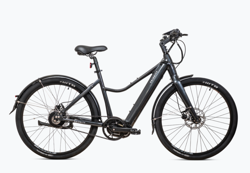 Priority Current unveiled as an affordable Gates belt mid-drive electric bike