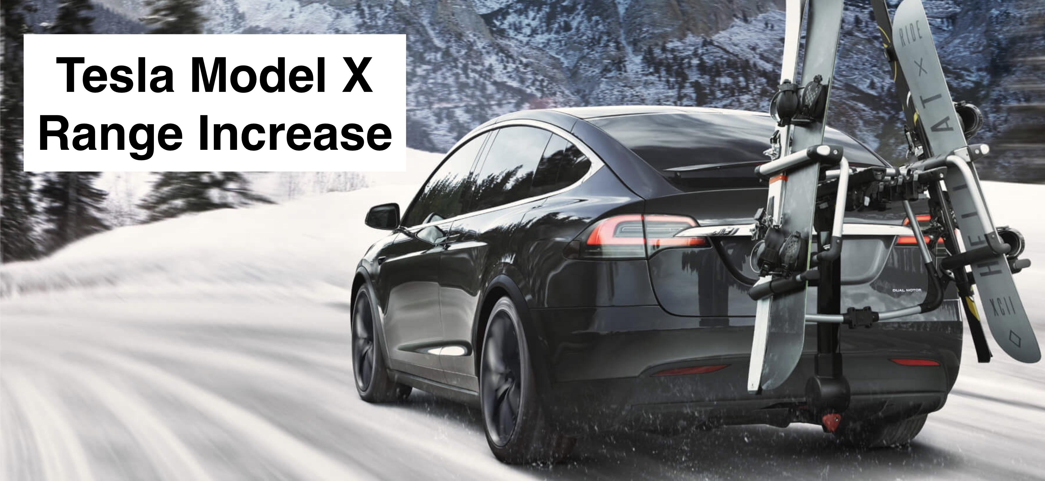Tesla gives Model X range increase with 2021 version  image