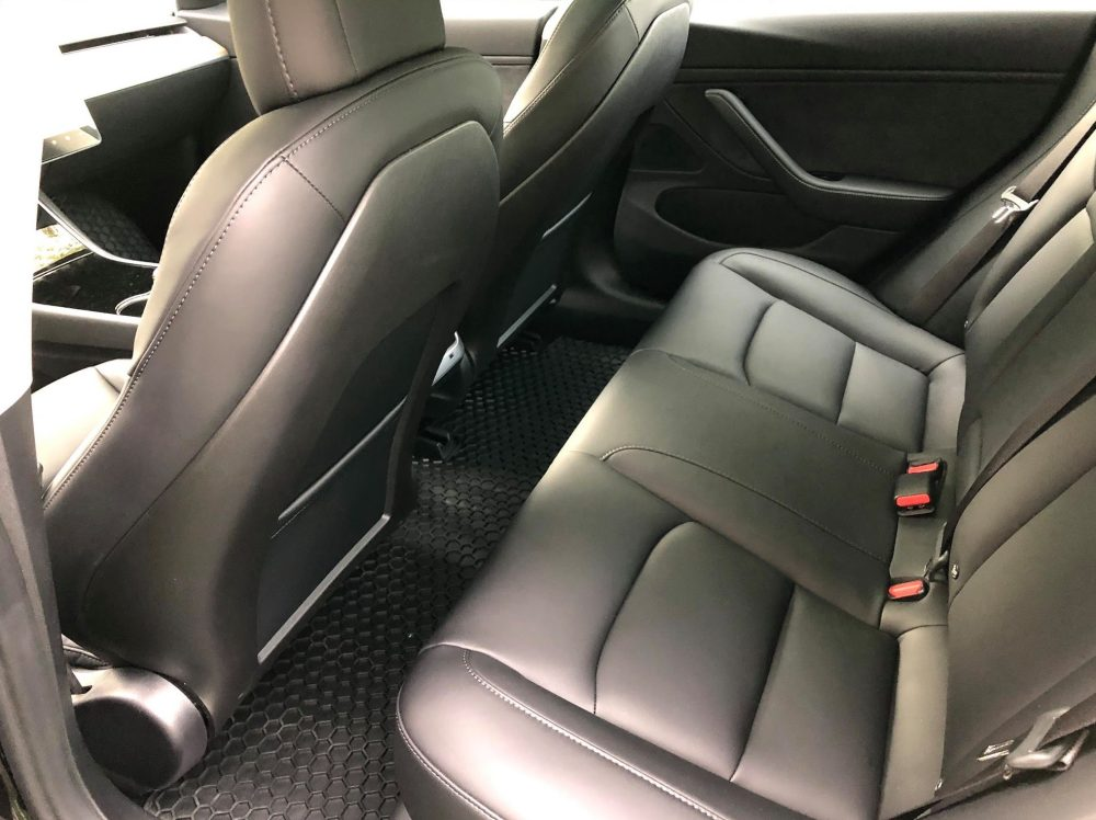 ToughPro Floor Mats Complete Set for Model 3