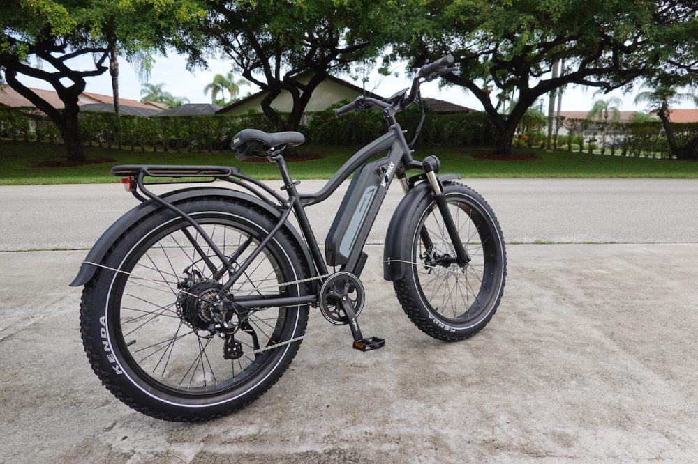 himiway cruiser electric bicycle