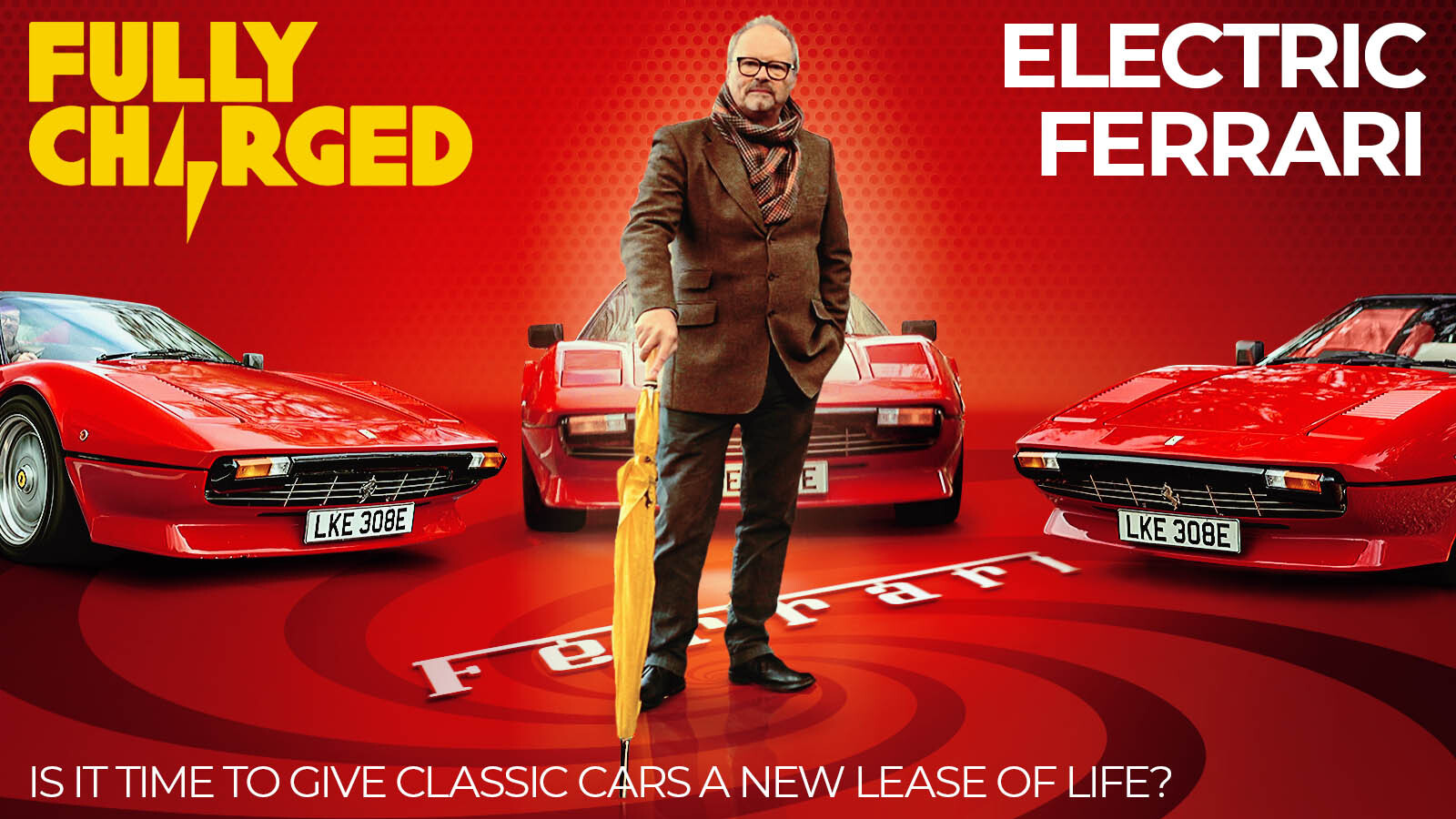 Electric Ferrari Time To Give Classic Cars A New Lease Of Life Electrek