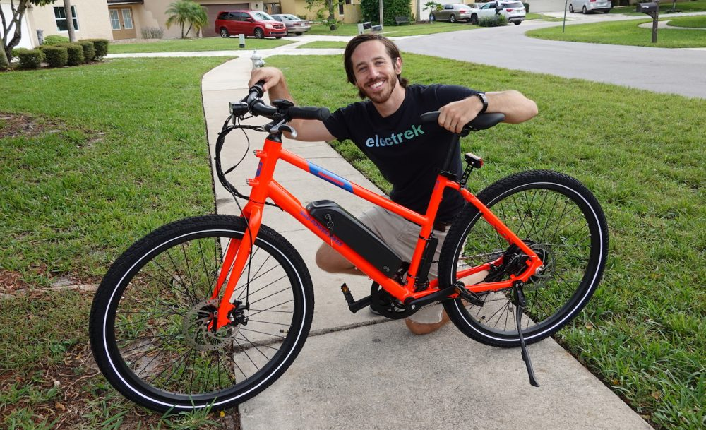 radmission electric bicycle